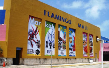Flamingo Mall Cancun