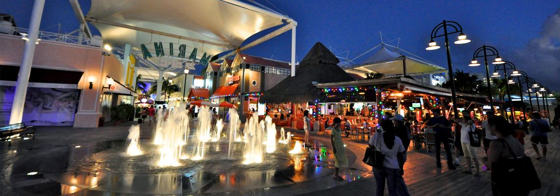 Cancun Shopping