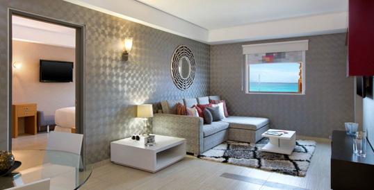 Aloft Hotel Cancun - Ocean Suite