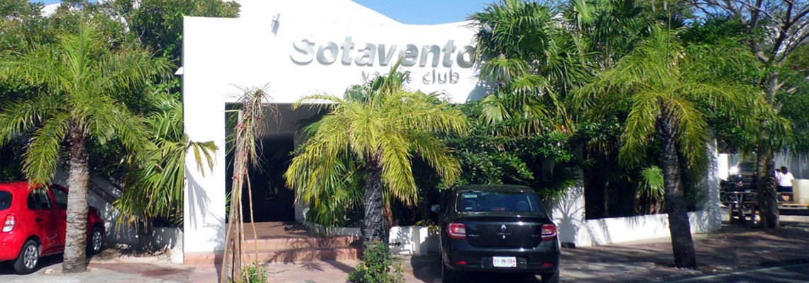 Sotavento Hotel Cancun