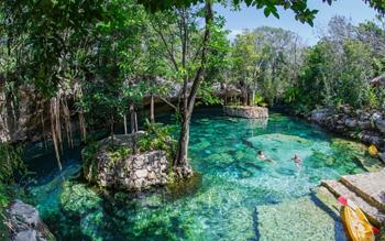 Cenotes Kantun Chi